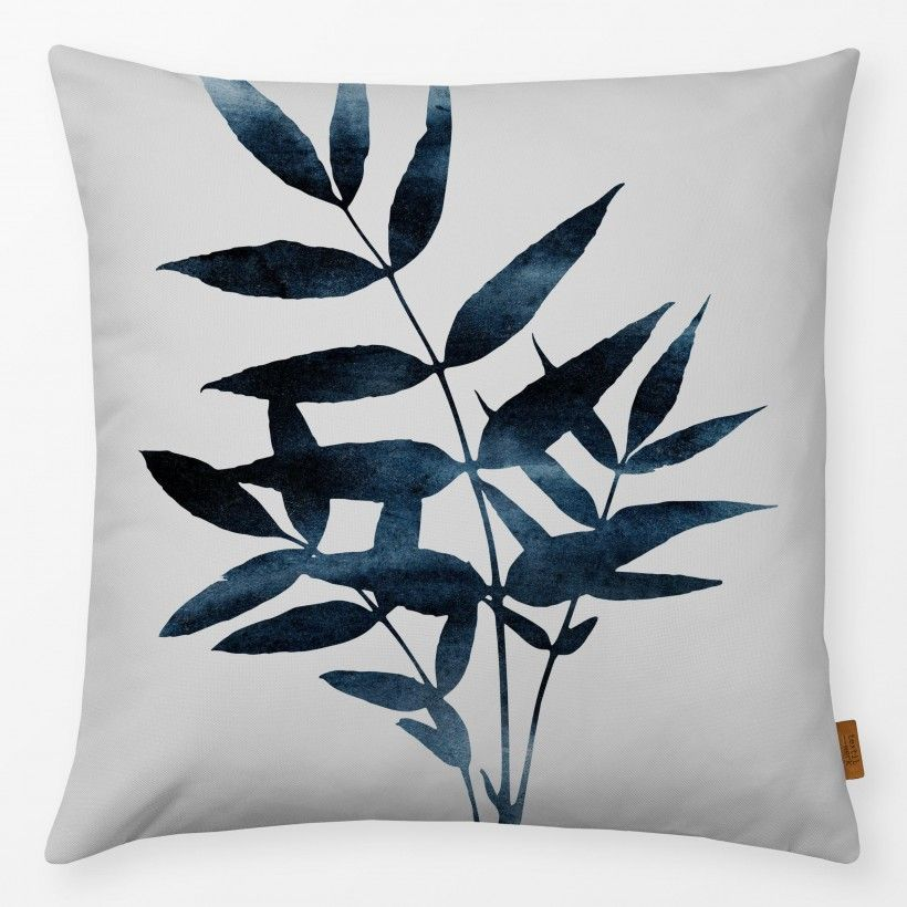 Pillow Watercolor Leaves 9