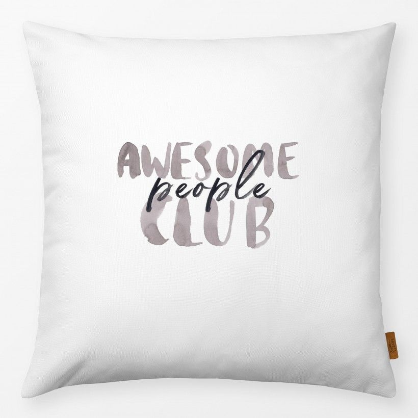 Pillow Awesome People