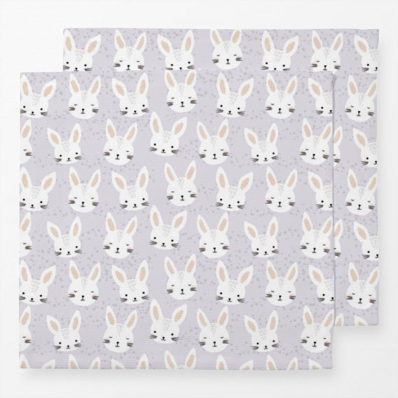Napkins The Pastell Rabbits #1