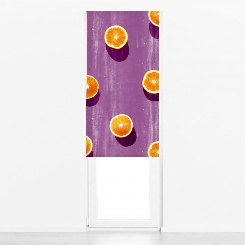 Roman blind Fruit 5.1