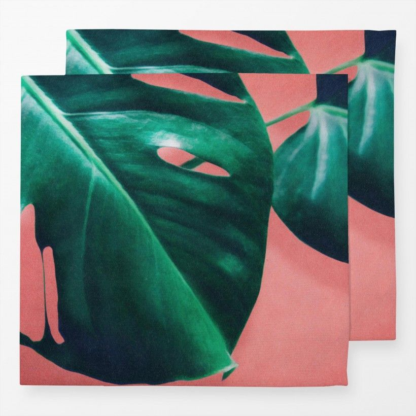 Napkins Monstera 2
