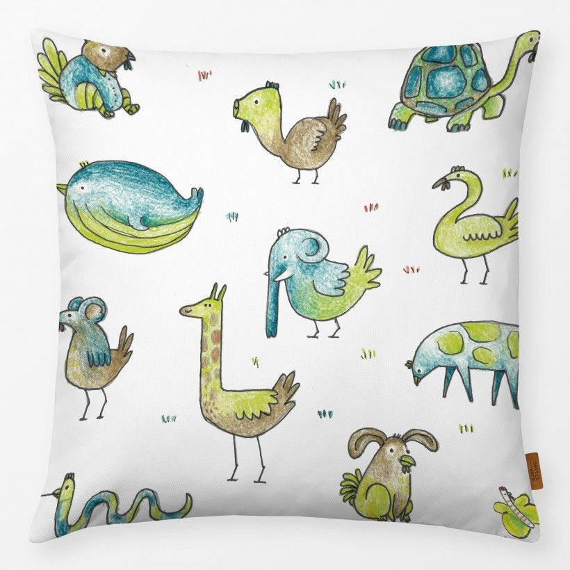 Pillow Papa Huhns uneheliche Kinder