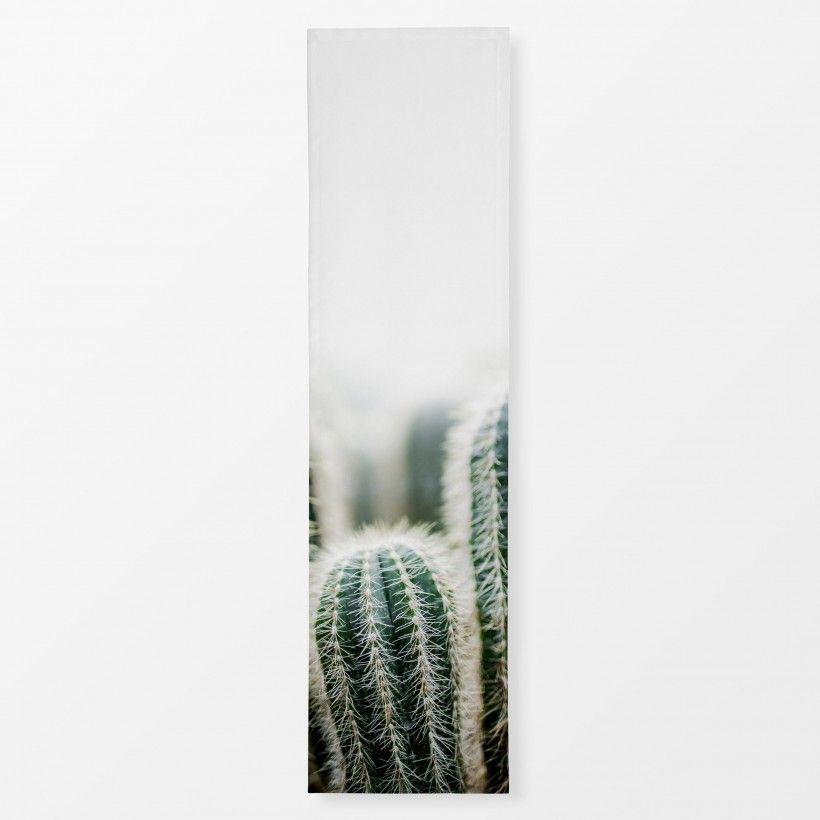 Table runner Cactus 1