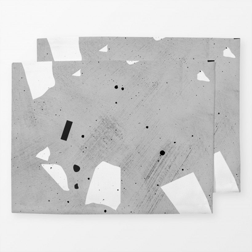 Table mat Painted Terrazzo 3