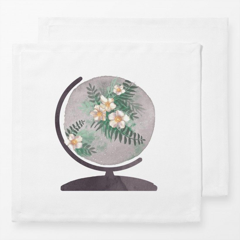 Napkins Planet Earth 2