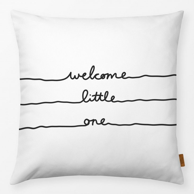 Pillow Welcome Little One