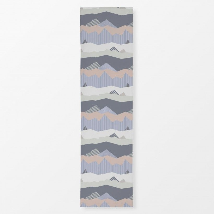 Table runner Color Blocking Landscape 1