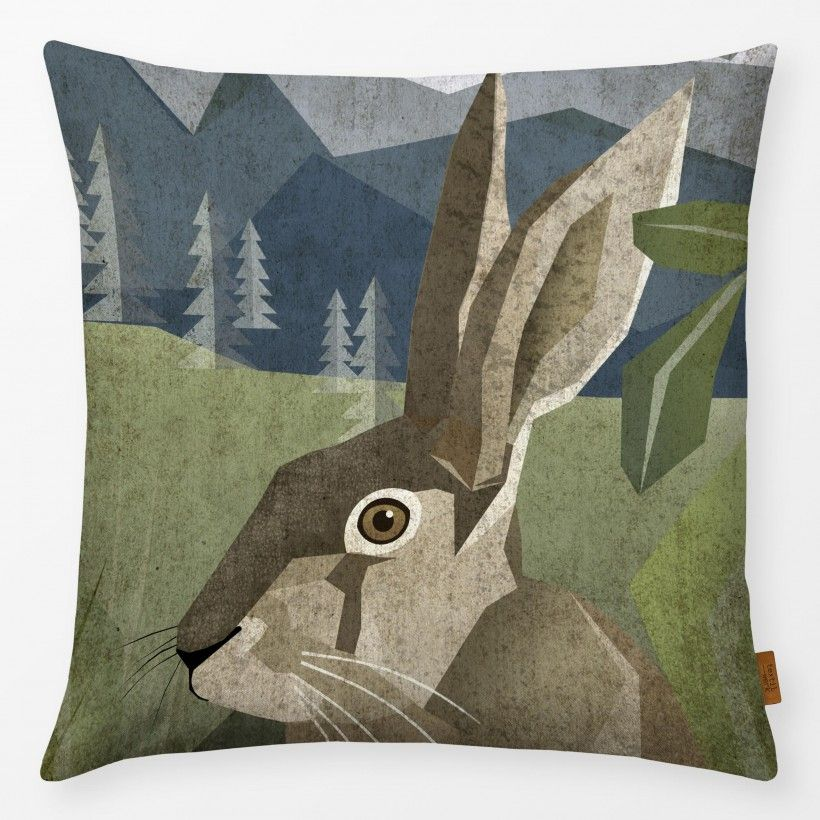 Pillow Rabbit
