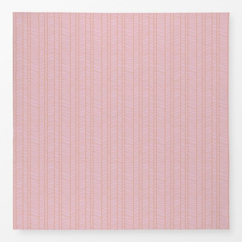 Tischdecke Rainforest Stripes pink