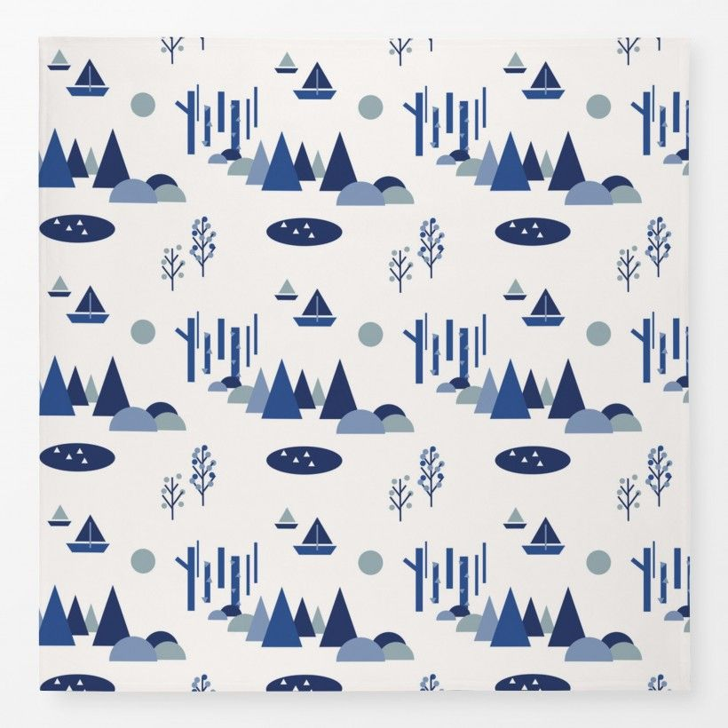 Tablecloth Scandinavian Summer Land 2