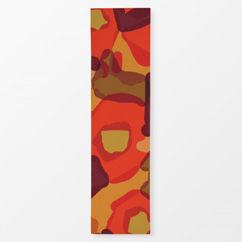 Table runner Camouflage Zoom