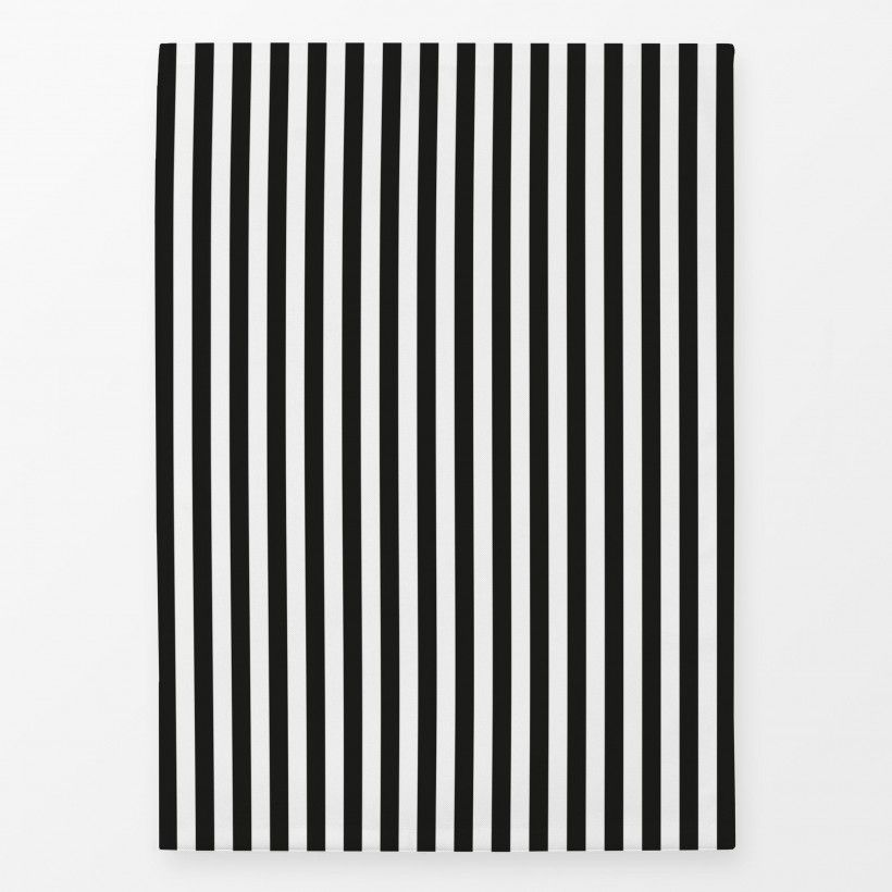 Geschirrtücher Black & White Memphis Stripes