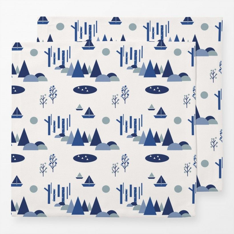 Napkins Scandinavian Summer Land 2