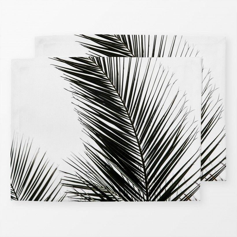 Table mat Palm Leaves 1