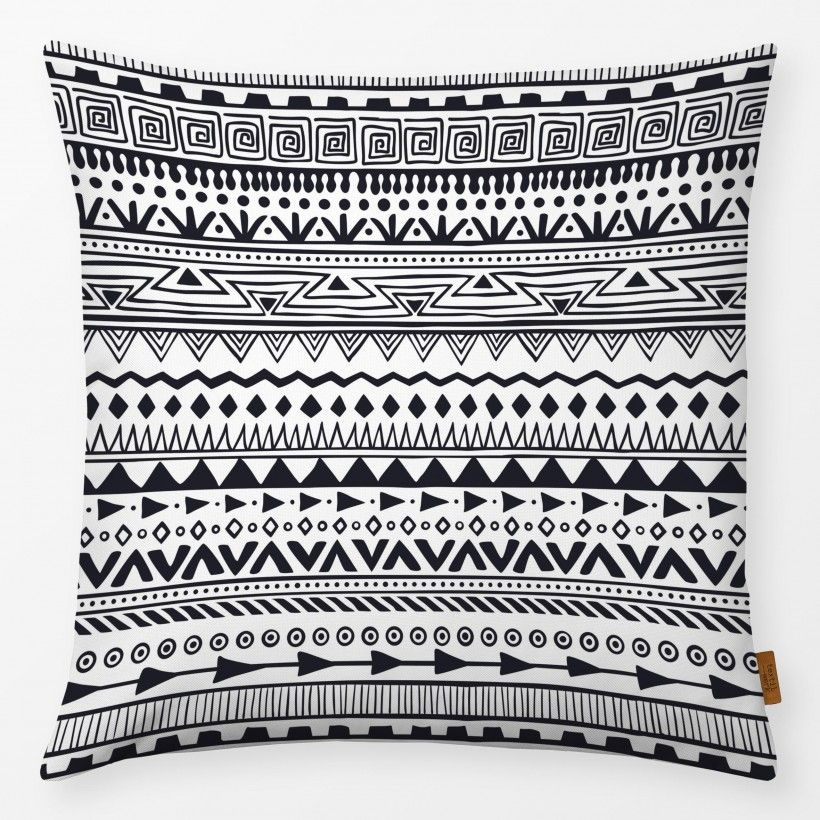 Pillow Black And White 3
