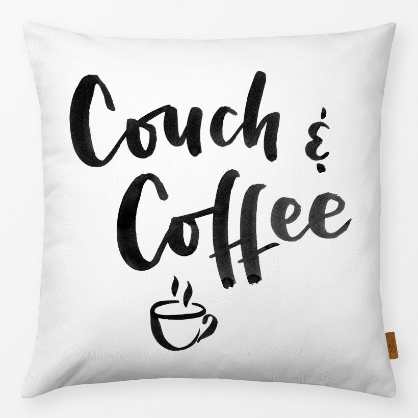 Kissen Couch & Coffee